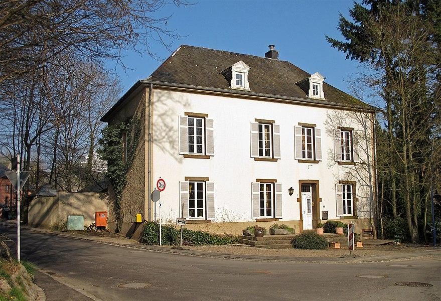 Building in Redange, Luxembourg, 3 rue de Niederpallen