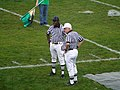 Referees, Battle for the King's Trophy, Germantown, Maryland, September 12, 2008.jpg