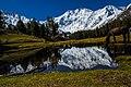 Reflections of Nanga Parbat in small lake of Fairy Meadows.jpg