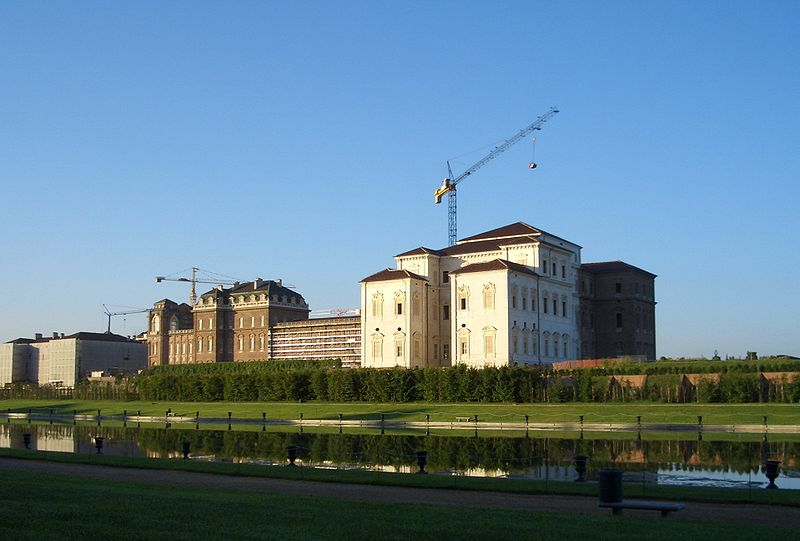 Venaria Reale - palace