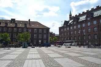 Vester Voldgade - Regnbuepladsen