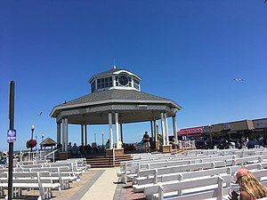 Rehoboth Beach, Delaware - Rehoboth Beach Bandstand