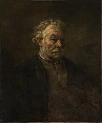 Rembrandt - Study of an old man - 168.jpg