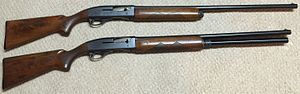 Remington Model 11-48 - Image: Remington 11 48s