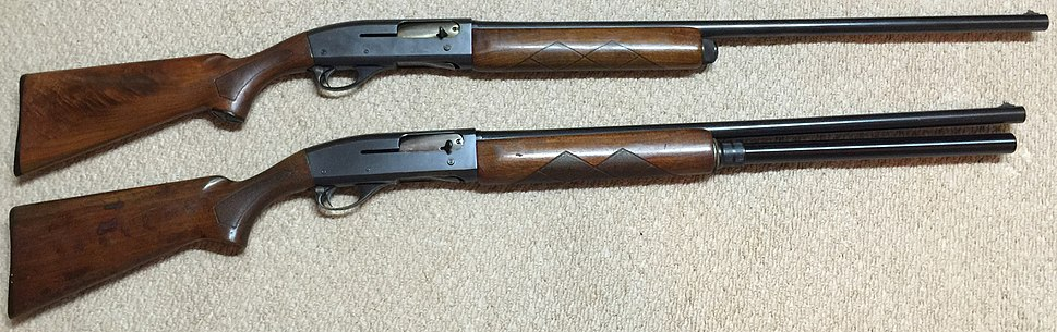 Remington Model 11-48 - Howling Pixel