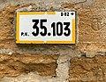 Repère kilométrique 35.103 - Route des Échets (Mas Rillier).jpg