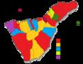 Repartición alcaldías de Tenerife 2019.png