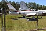 Republic F-84F Thunderstreak, Georgia Veterans State Park.JPG