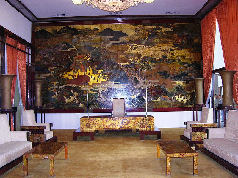 Tập tin:Reunification Palace - Credentials Presenting Room.JPG
