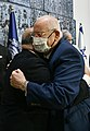 Reuven Rivlin meeting with the bereaved families on the eve of Yom HaZikaron and heard their stories, April 2021 (GPOHA1 5096).jpg