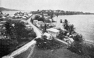 Port Antonio - Port Antonio, circa 1903