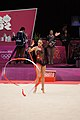 Rhythmic gymnastics at the 2012 Summer Olympics (7915310016).jpg