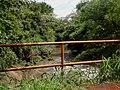 Ribeirão do Sertãozinho, também chamado de Córrego Sul passando pelo acesso a Fazenda Vassoural e Museu Nacional do Açúcar e do Álcool, popularmente chamado de Museu da Cana. - panoramio.jpg