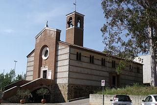 Ribolla Frazione in Tuscany, Italy