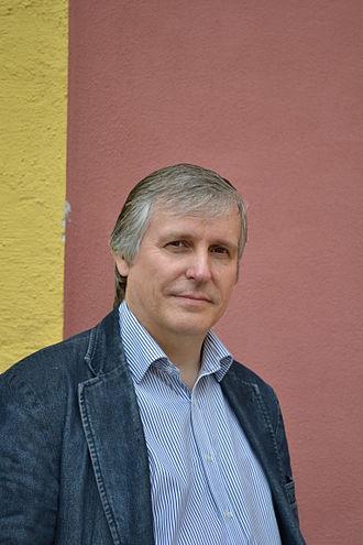 Richard Bartle - Richard Bartle, 2011