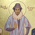 Saint Richard Gwyn, Wrexham's Catholic patron saint