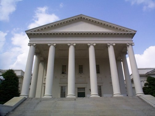 Richmond Virginia Capitol