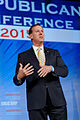 Rick Santorum at Southern Republican Leadership Conference, Oklahoma City, OK 1 May 2015 by Michael Vadon 07.jpg