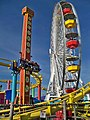 Rides at Pacific Park - panoramio.jpg
