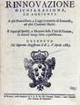 Rinnouazione dichiarazione in materia di scrocchi, 1687 - 429.tif