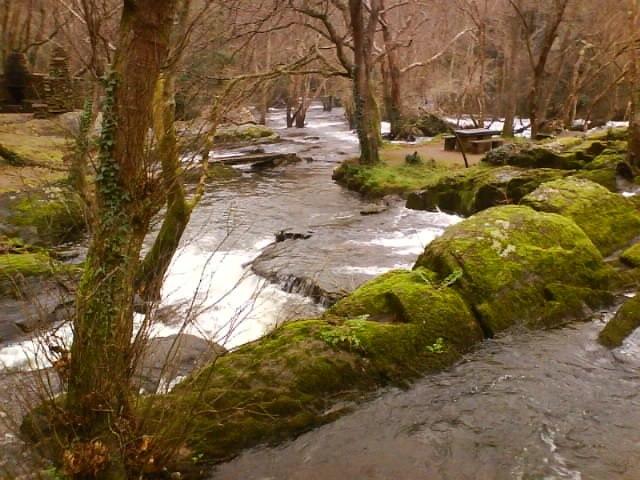Rio Anllons. Verdes. Galiza 2