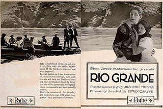 <i>Rio Grande</i> (1920 film) 1920 film