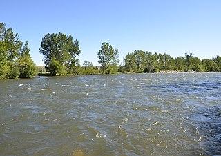 Stillwater River (Stillwater County, Montana) River in Montana, U.S.A