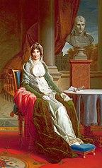 Portrait of Madame Mère