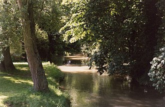 River Chater - The river at Ketton