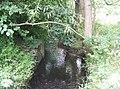 River Penk upstream of Barnhurst Lane - geograph.org.uk - 1444827.jpg