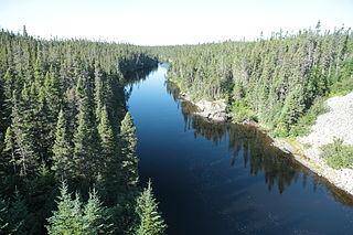 Quetachou River river in Canada