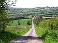 Road at Doolargy - geograph.org.uk - 167779.jpg