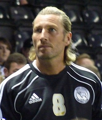 Robbie Savage - Savage in 2010