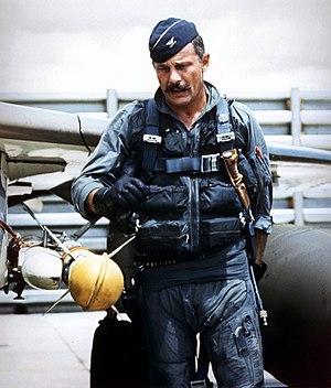 Robin Olds - Image: Robin Olds during vietnam war