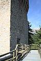 Rocca di Arquata del Tronto - varco ingresso più alto del mastio.jpg