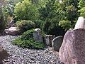 Rock garden in the Genevieve Green Gardens at the Ewing Cultural Center.jpg