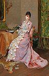 Rogelio de Egusquiza Der Brief 1880.jpg