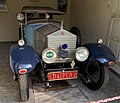 Rolls Royce 20hp, Vintage Collection of Classic Cars Museum, Udaipur, 20191208 0959 7512.jpg