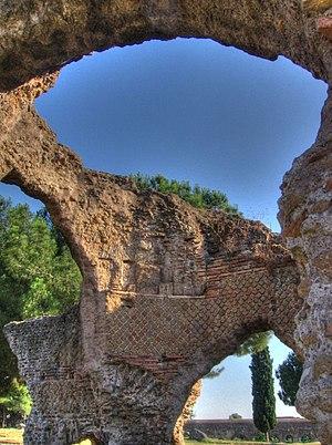 Villa delle Vignacce - Villa delle Vignacce ruins