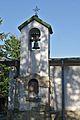 Romania Iași Bucium Monastery Bell Tower.jpg