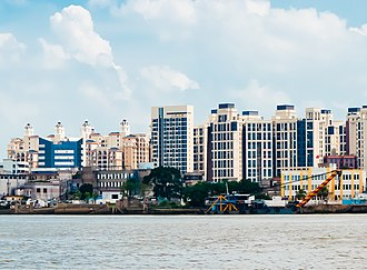 Shunde District - Ronggui Subdistrict in Shunde