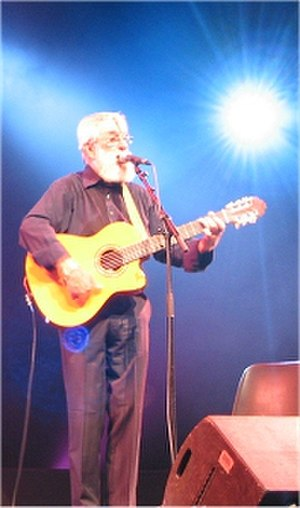 Ronnie Drew - Ronnie Drew in 2004