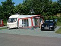 Rookesbury Park Caravan Site - geograph.org.uk - 929170.jpg