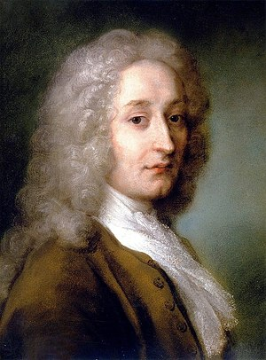 Jean-Antoine Watteau - Watteau in the last year of his life, by Rosalba Carriera, 1721.