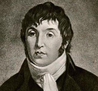 Claude Joseph Rouget de Lisle - Rouget de Lisle in 1792.