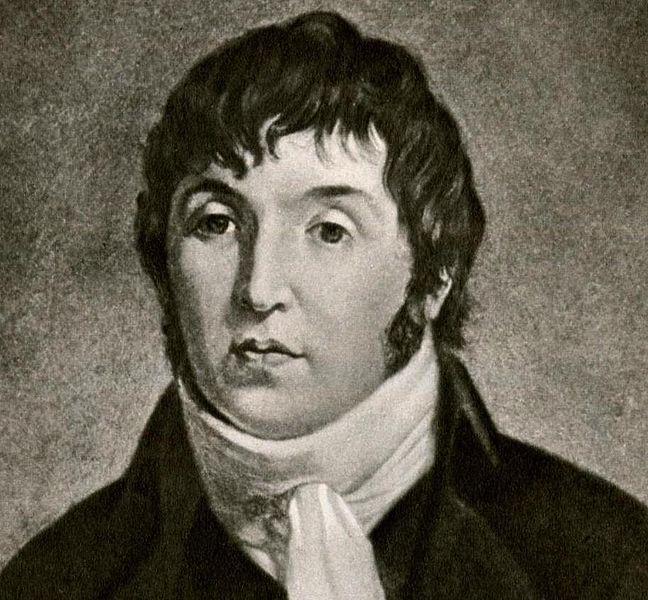 Claude Joseph Rouget de L'Isle