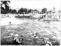 Rowing; open-air swimming bath, Wales Wellcome M0003222.jpg
