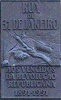 31 de janeiro, república