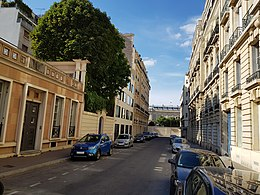 Image illustrative de l'article Rue de Talleyrand