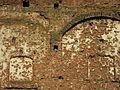 Ruinele mănăstirii Chiajna, municipiul București, Cartierul Giulești - detalii 02.JPG